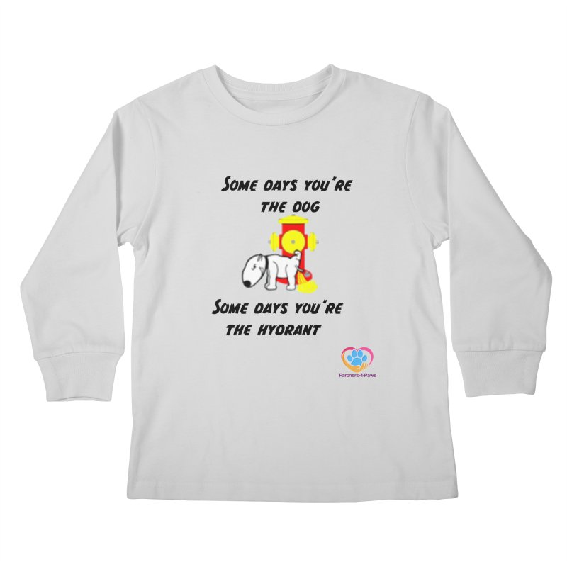Some days are better than others Kids Longsleeve T-Shirt by The Gear Shop