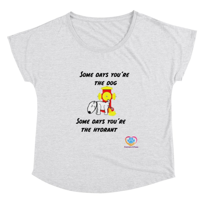Some days are better than others Women's Scoop Neck by The Gear Shoppe