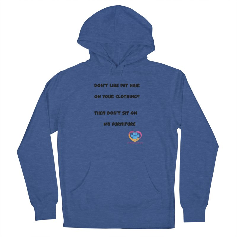 Friends a little too fastidious?  Tell them where you stand. Women's Pullover Hoody by The Gear Shoppe