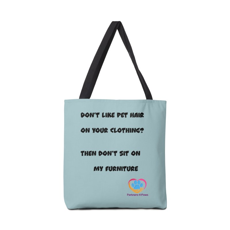 Friends a little too fastidious?  Tell them where you stand. Accessories Tote Bag Bag by The Gear Shop