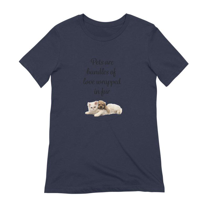 Bundles of love Women's Extra Soft T-Shirt by The Gear Shop