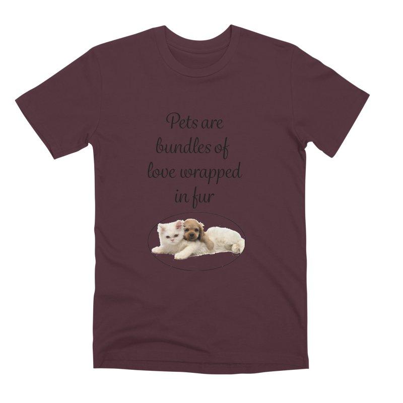 Bundles of love Men's Premium T-Shirt by The Gear Shop