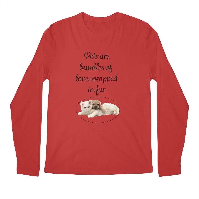 Bundles of love Men's Regular Longsleeve T-Shirt by The Gear Shop
