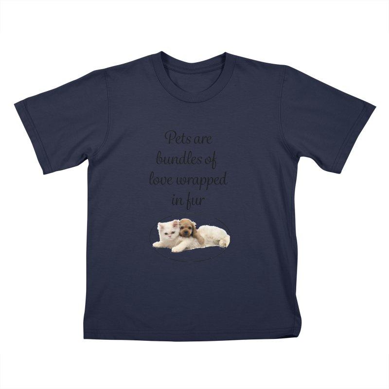 Bundles of love Kids T-Shirt by The Gear Shop