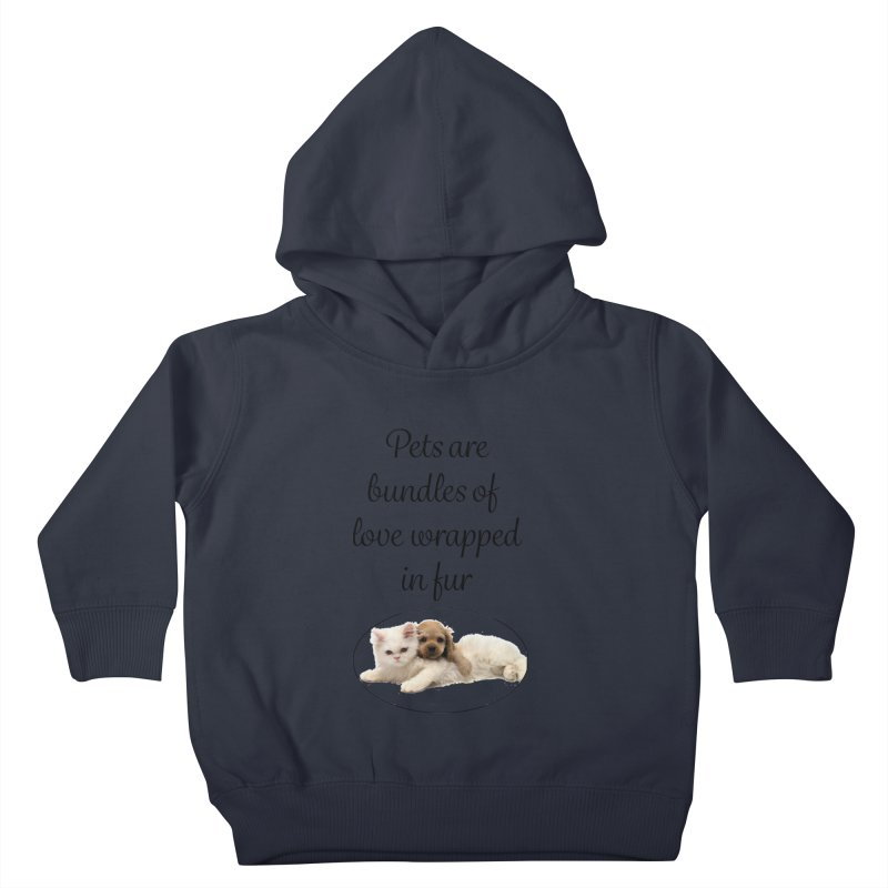 Bundles of love Kids Toddler Pullover Hoody by The Gear Shop
