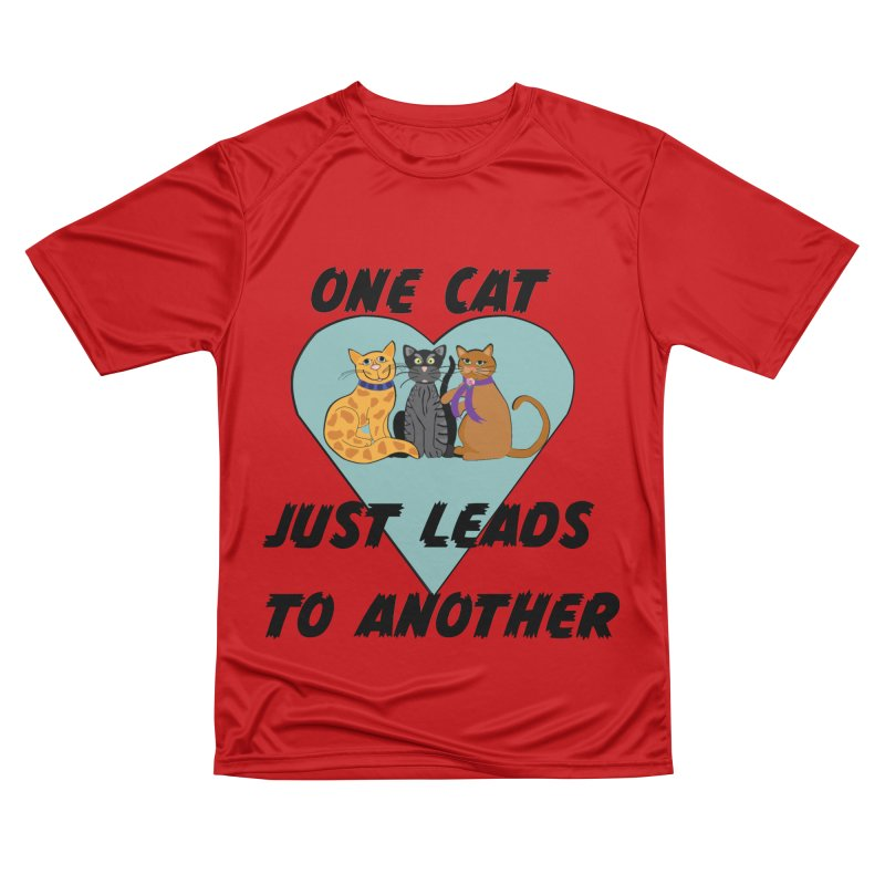 Cat Lovers Men's Performance T-Shirt by The Gear Shop