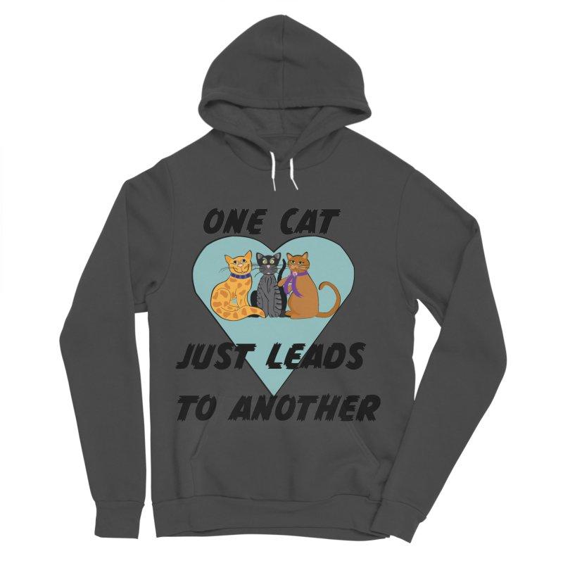Cat Lovers Women's Sponge Fleece Pullover Hoody by The Gear Shop