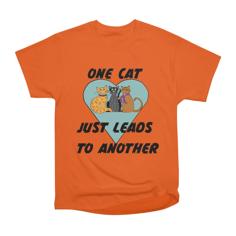 Cat Lovers Women's T-Shirt by The Gear Shop