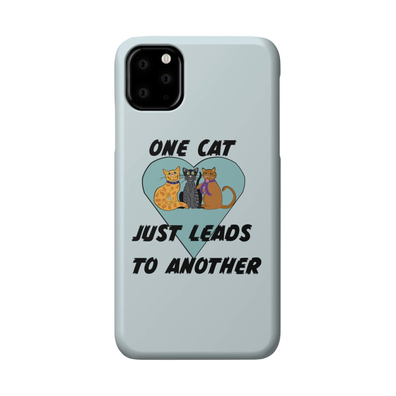 Cat Lovers Accessories Phone Case by The Gear Shop