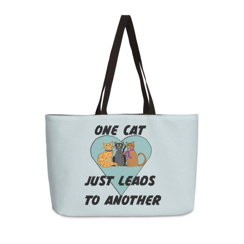 Cat Lovers Accessories Weekender Bag Bag by The Gear Shop