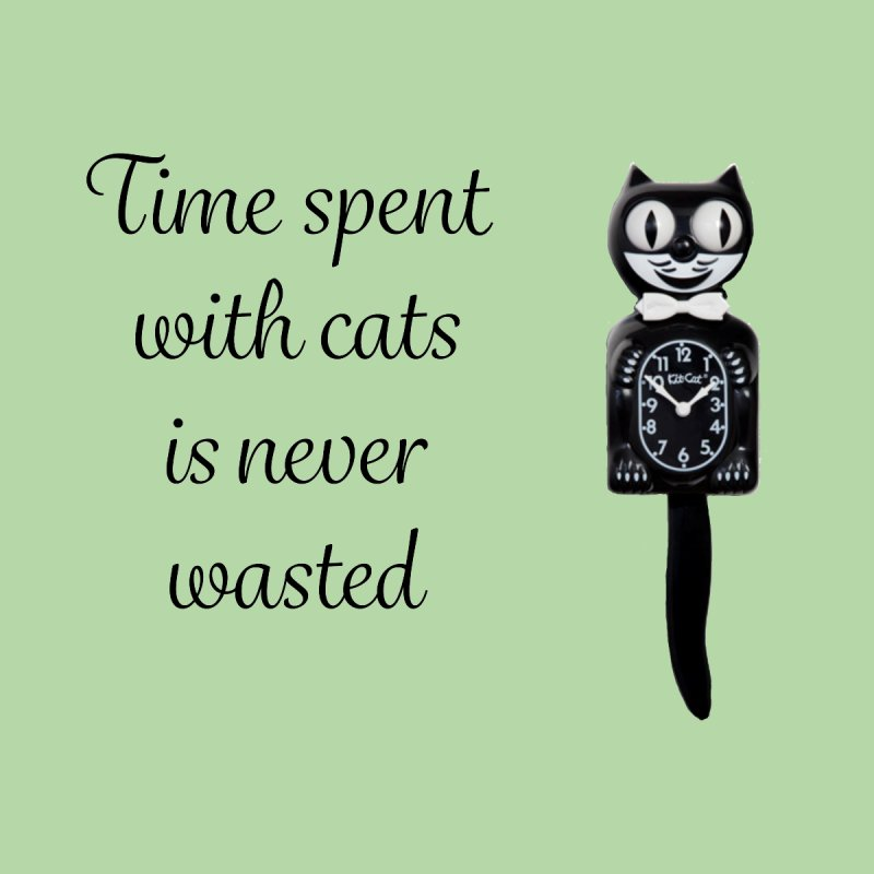 Cat Time Out Women's V-Neck by The Gear Shoppe