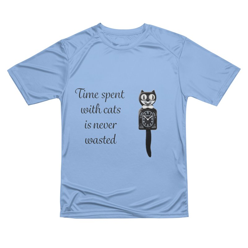 Cat Time Out Men's Performance T-Shirt by The Gear Shop