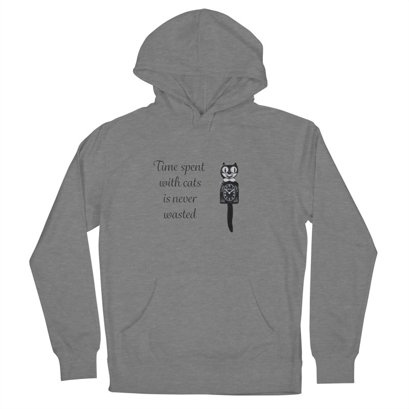 Cat Time Out Women's Pullover Hoody by The Gear Shoppe