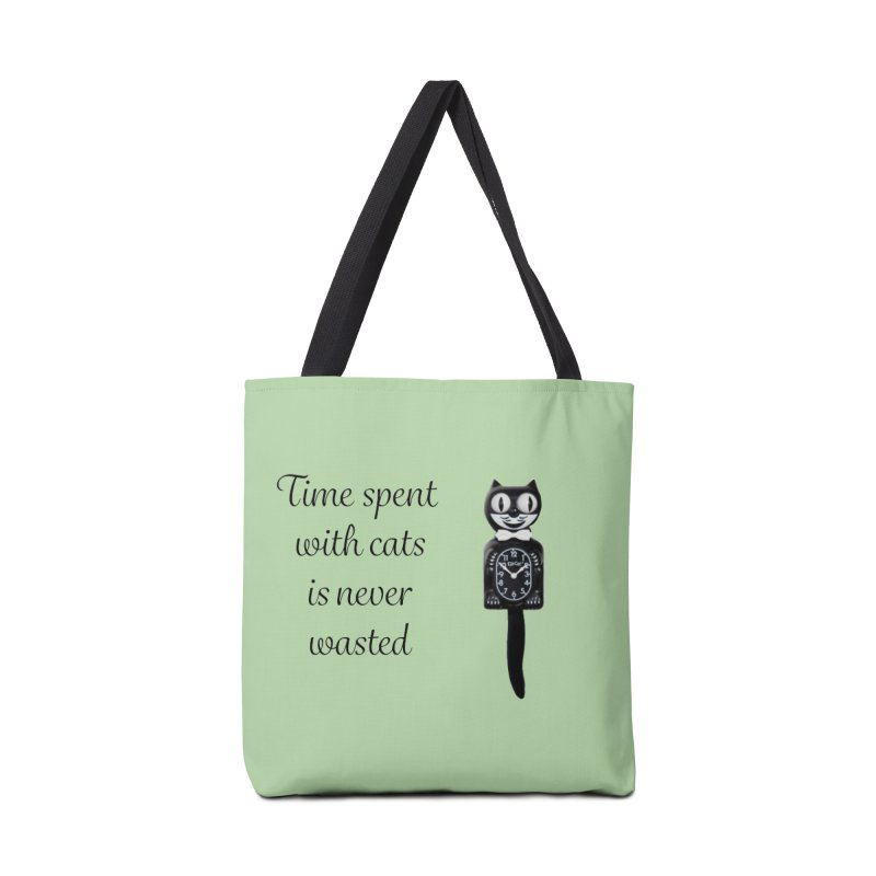 Cat Time Out Accessories Tote Bag Bag by The Gear Shop