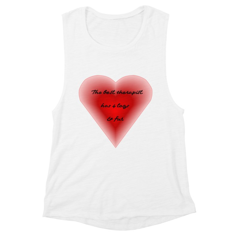 Therapist needed.  Here's the best. Women's Tank by The Gear Shoppe