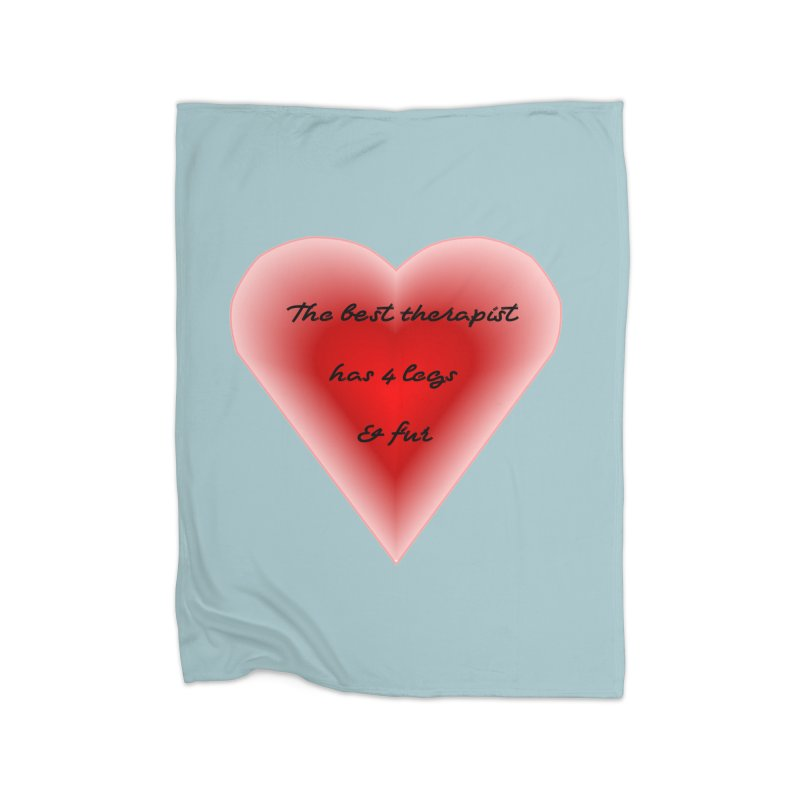 Therapist needed.  Here's the best. Home Fleece Blanket Blanket by The Gear Shop