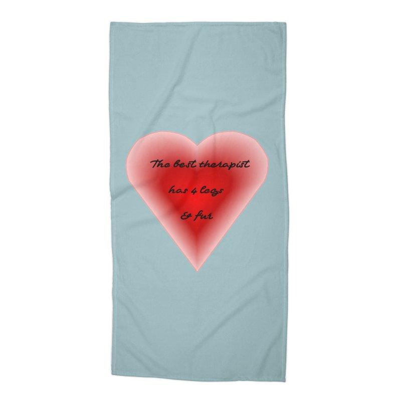 Therapist needed.  Here's the best. Accessories Beach Towel by The Gear Shop