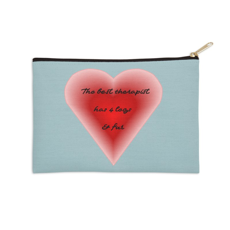Therapist needed.  Here's the best. Accessories Zip Pouch by The Gear Shop
