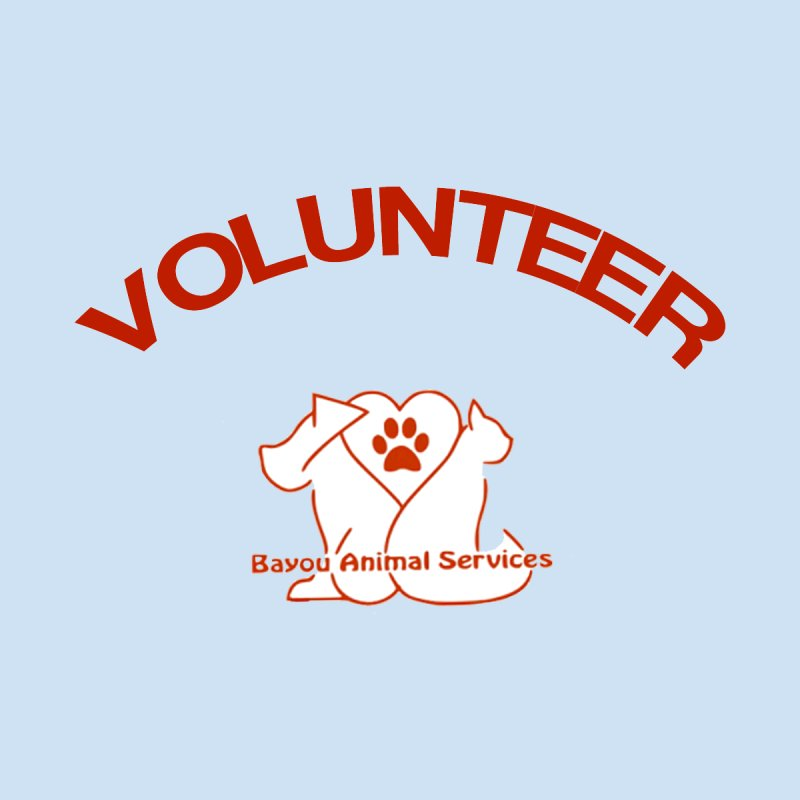 Volunteer  (BAS  volunteer shirts only.  NOT AVAILABLE TO PUBLIC) Accessories Bag by The Gear Shop