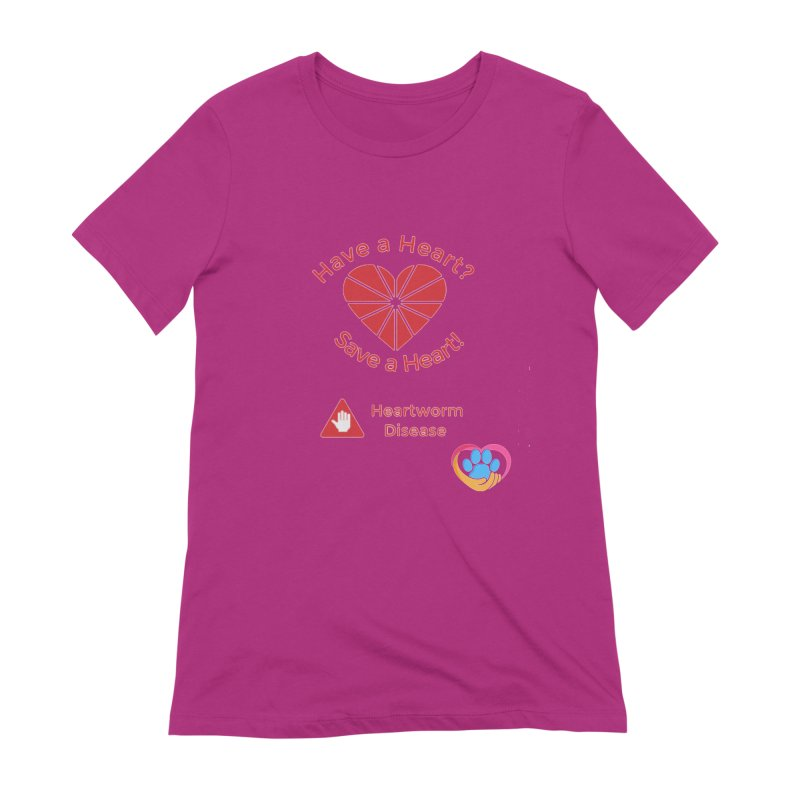 Have a Heart? Women's Extra Soft T-Shirt by The Gear Shop