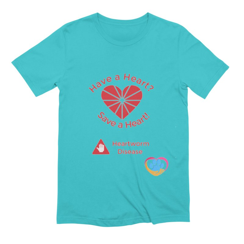 Have a Heart? Men's Extra Soft T-Shirt by The Gear Shop