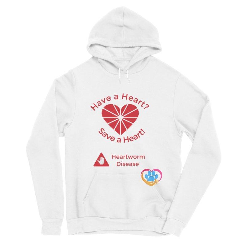 Have a Heart? Women's Sponge Fleece Pullover Hoody by The Gear Shop