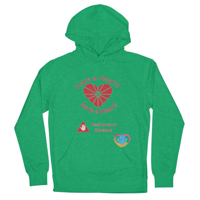 Have a Heart? Women's French Terry Pullover Hoody by The Gear Shop