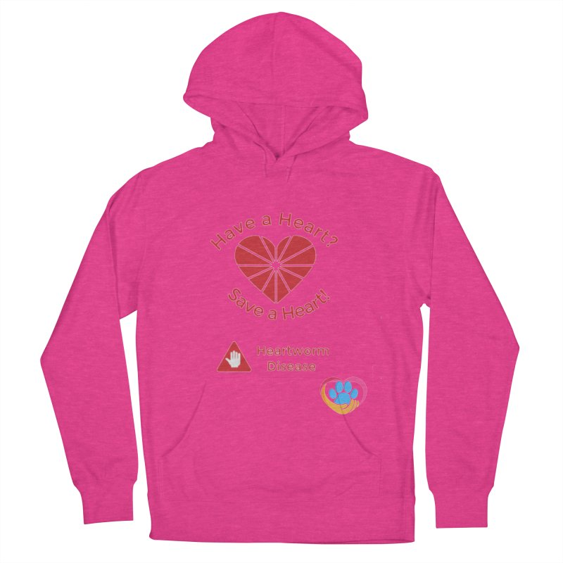 Have a Heart? Men's French Terry Pullover Hoody by The Gear Shop