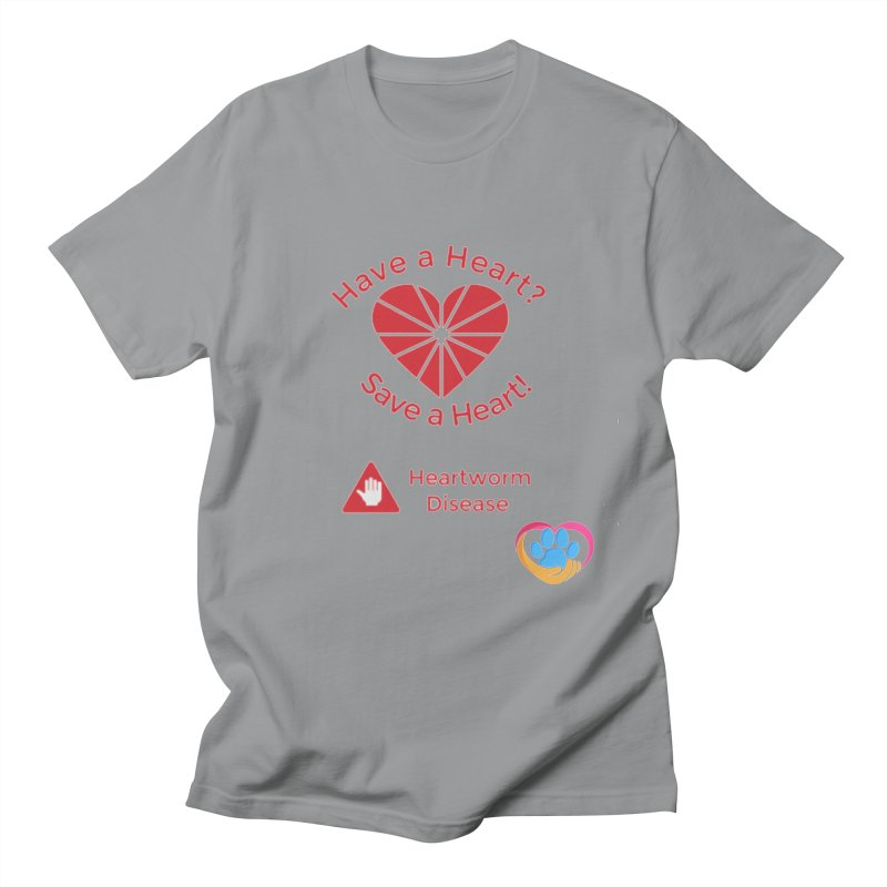Have a Heart? Women's Regular Unisex T-Shirt by The Gear Shop