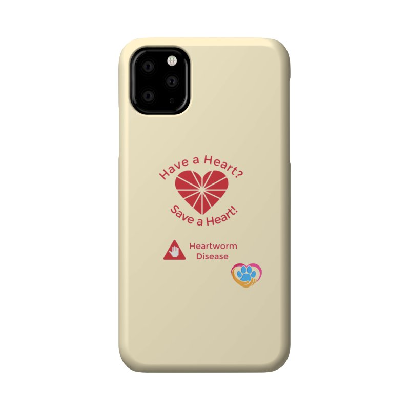 Have a Heart? Accessories Phone Case by The Gear Shop