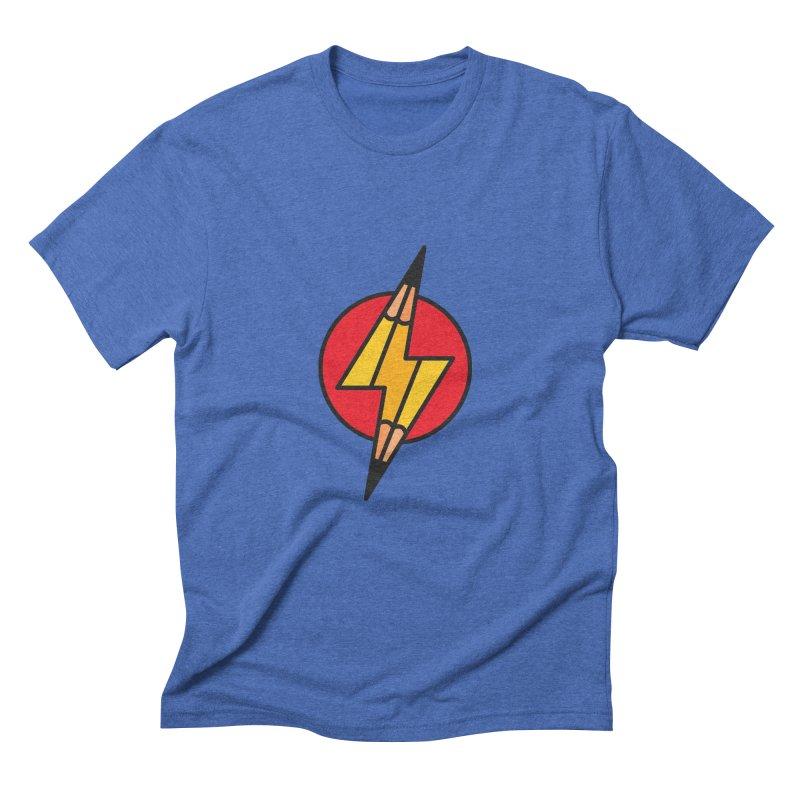 Make something striking! Men's Triblend T-Shirt by paagal's Artist Shop