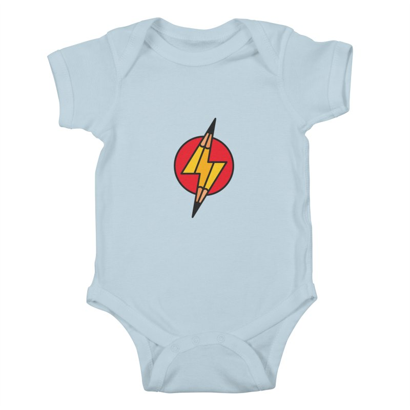Make something striking! Kids Baby Bodysuit by paagal's Artist Shop