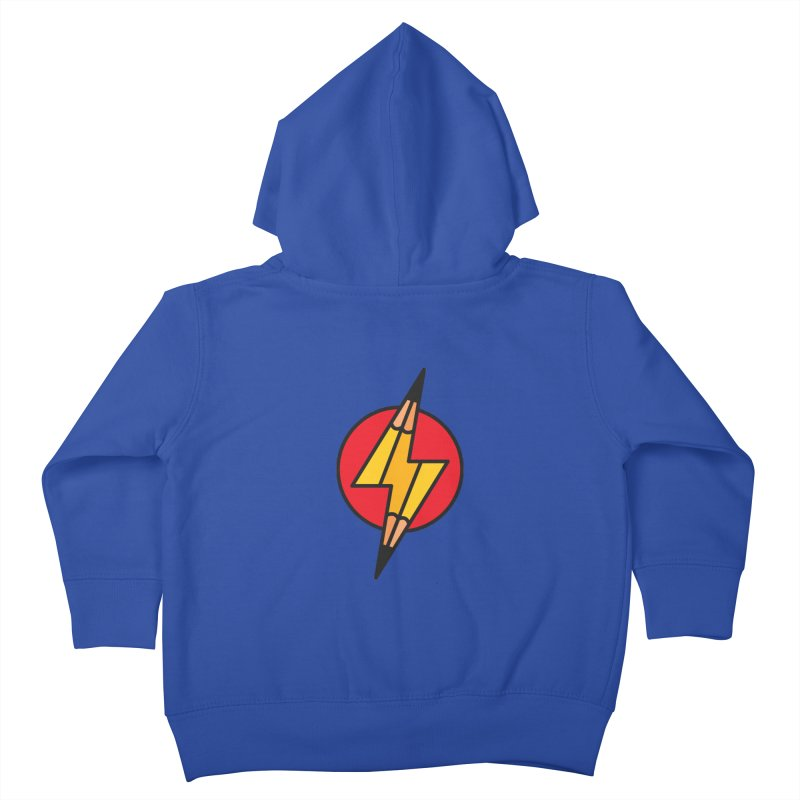 Make something striking! Kids Toddler Zip-Up Hoody by paagal's Artist Shop