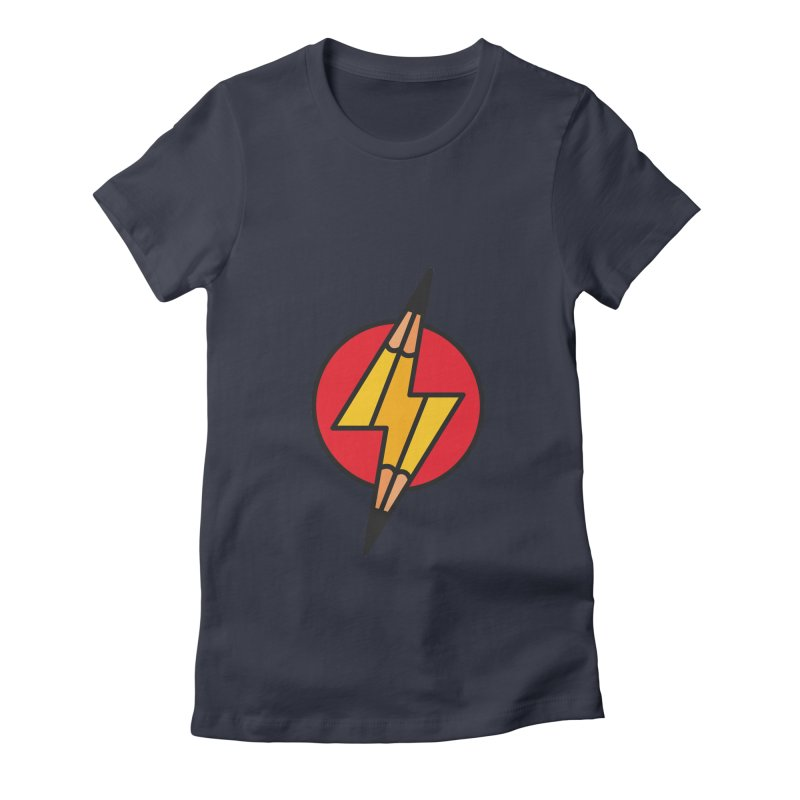 Make something striking! Women's Fitted T-Shirt by paagal's Artist Shop