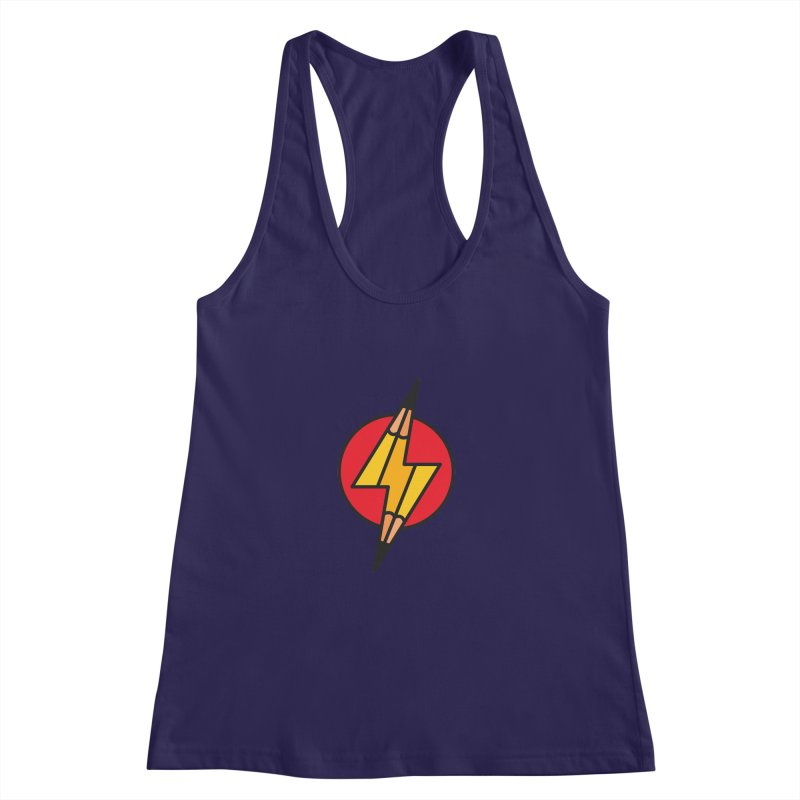 Make something striking! Women's Racerback Tank by paagal's Artist Shop