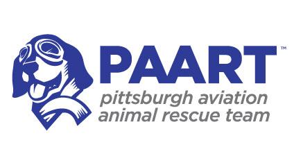 Pittsburgh Aviation Animal Rescue Team Shop Logo