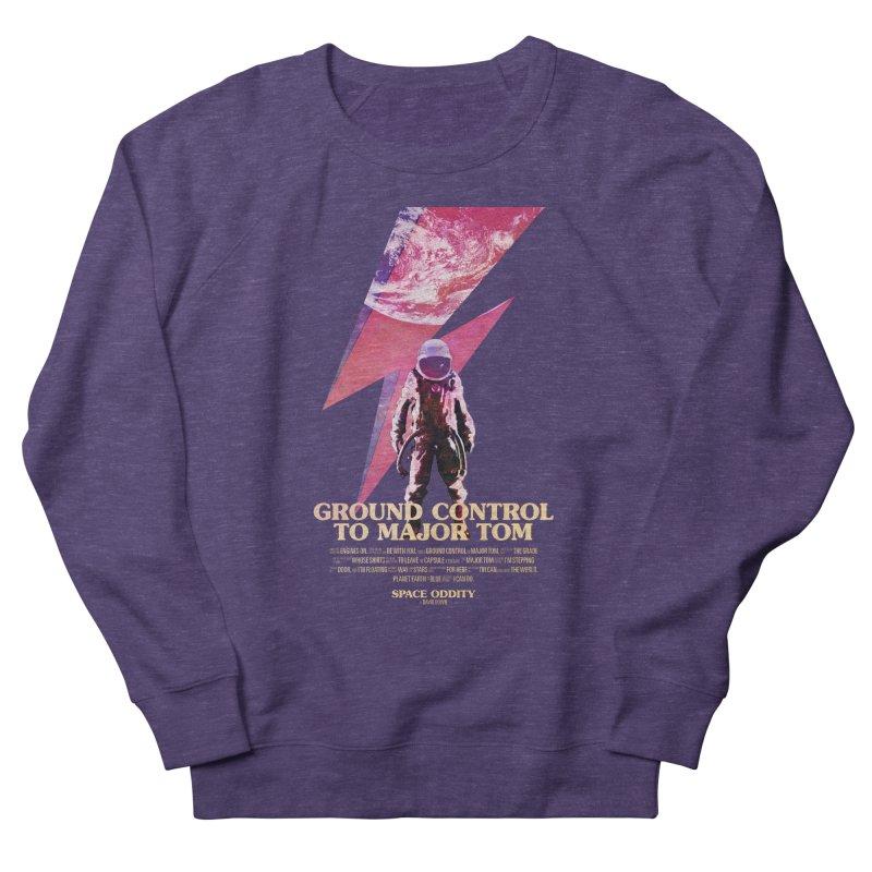 Space Oddity Women's French Terry Sweatshirt by Pablo Zarate Inc. on Threadless