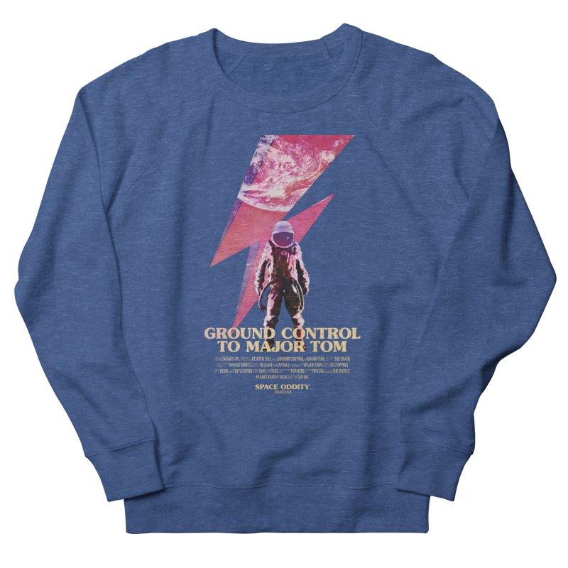 Space Oddity Men's Sweatshirt by Pablo Zarate Inc. on Threadless