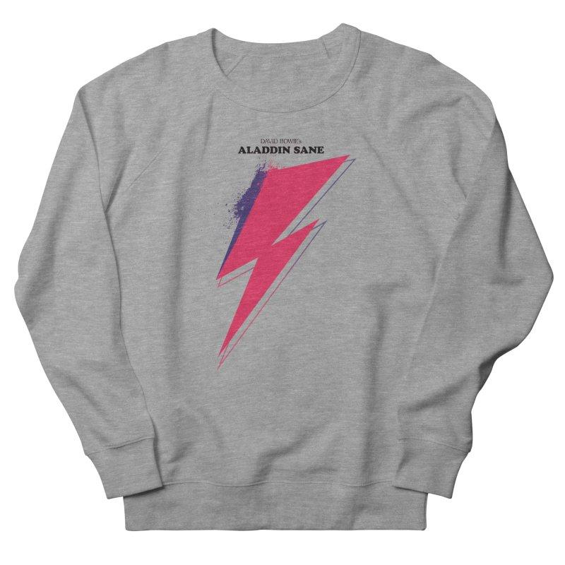 David Bowies's Aladdin Sane Men's Sweatshirt by Pablo Zarate Inc. on Threadless