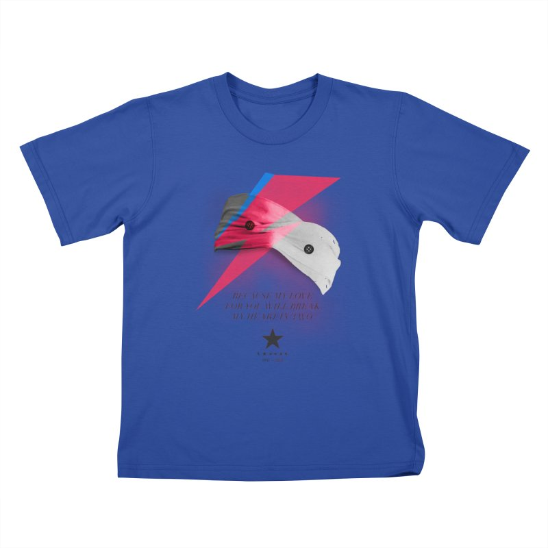 Blackstar (From Mars) Kids T-shirt by Pablo Zarate Inc. on Threadless