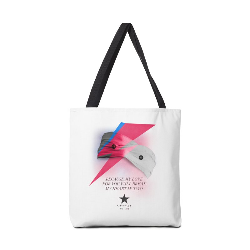 Blackstar (From Mars) Accessories Bag by Pablo Zarate Inc. on Threadless