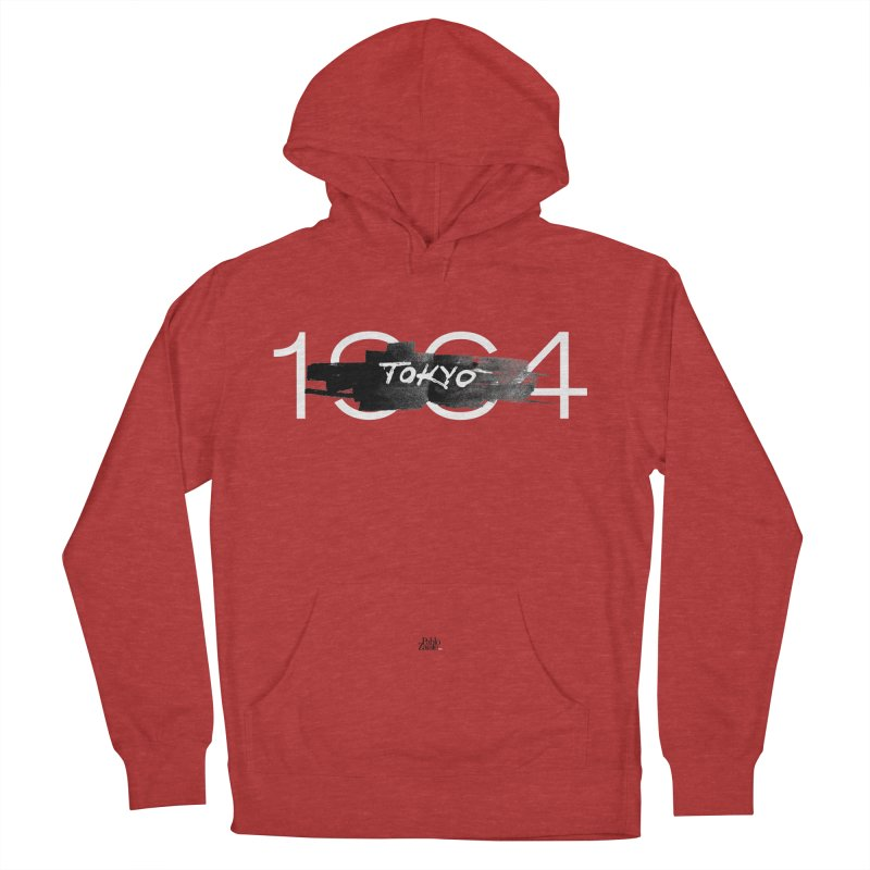 Tokyo Men's Pullover Hoody by Pablo Zarate Inc. on Threadless