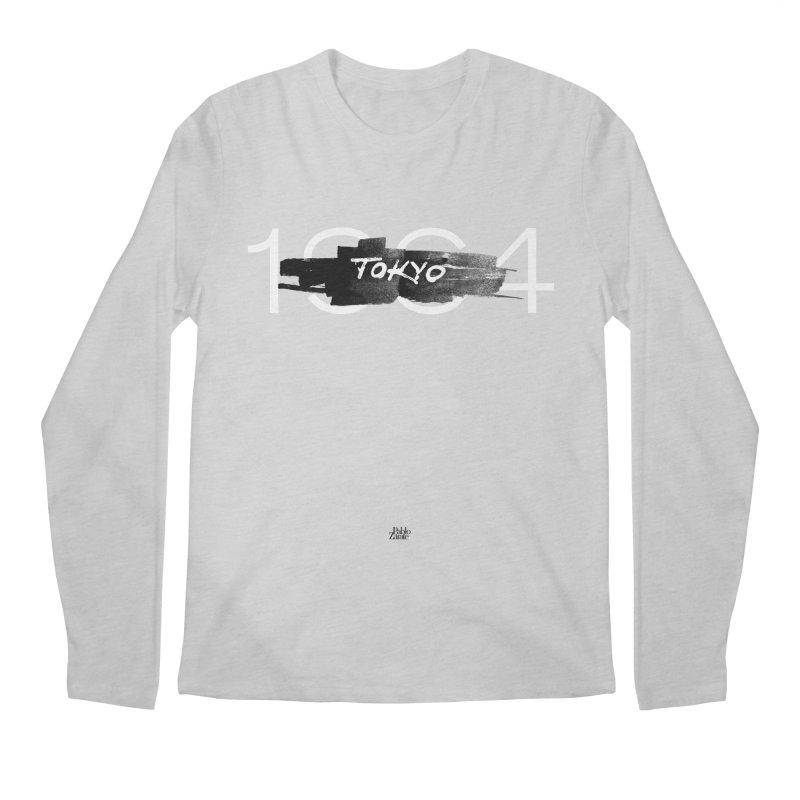 Tokyo Men's Regular Longsleeve T-Shirt by Pablo Zarate Inc. on Threadless
