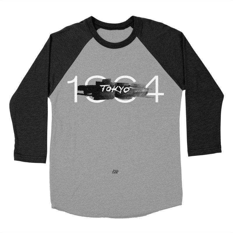 Tokyo Men's Baseball Triblend T-Shirt by Pablo Zarate Inc. on Threadless