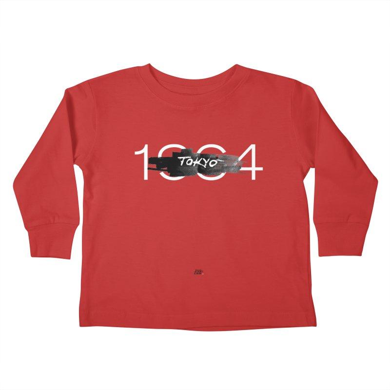 Tokyo Kids Toddler Longsleeve T-Shirt by Pablo Zarate Inc. on Threadless