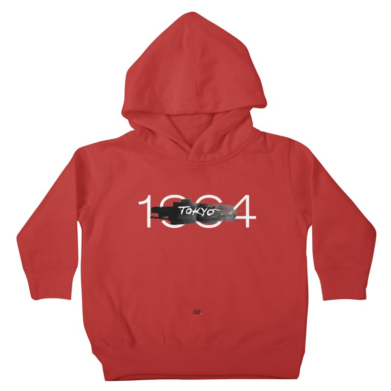 Tokyo Kids Toddler Pullover Hoody by Pablo Zarate Inc. on Threadless