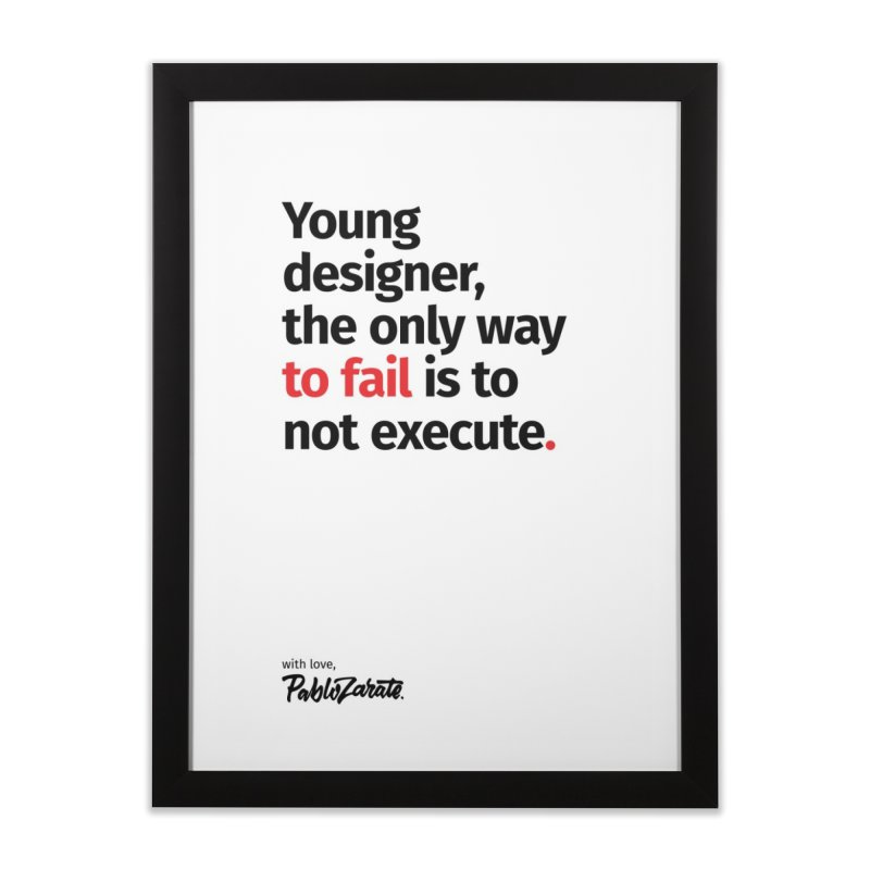 Young Designer #06   by Pablo Zarate Inc. on Threadless