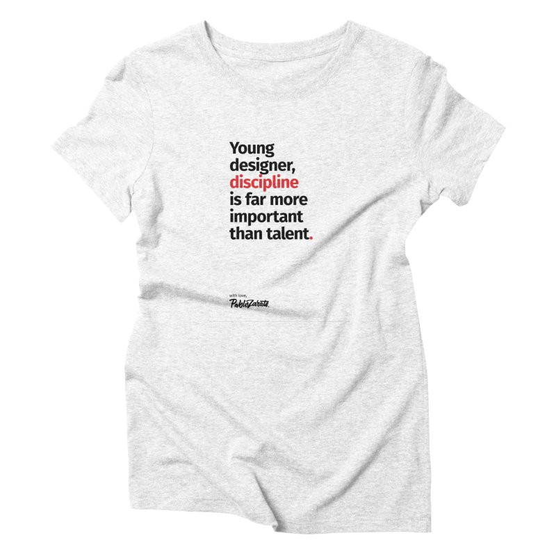 Young Designer #10   by Pablo Zarate Inc. on Threadless