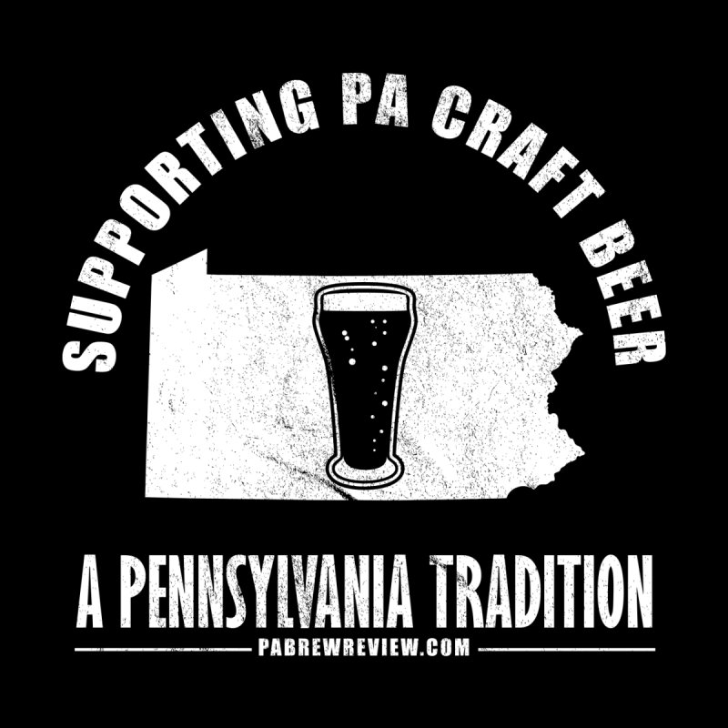 Supporting PA Craft Beer ($10 Brewery Gift Card Included!) Men's T-Shirt by PA Brew Review