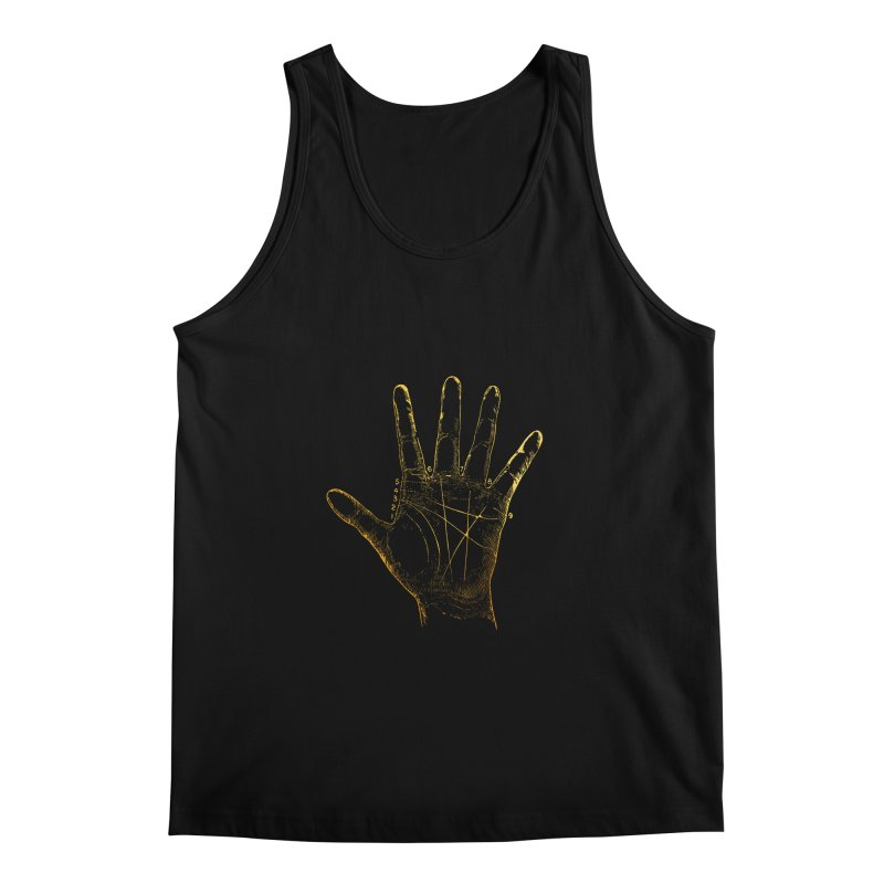 Palmistry Men's Regular Tank by Paddy Ribeiro